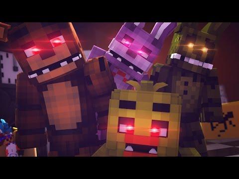 FREDDY, BONNIE, CHICA! - Minecraft FNAF Roleplay (Minecraft Five Night's At Freddys Roleplay)