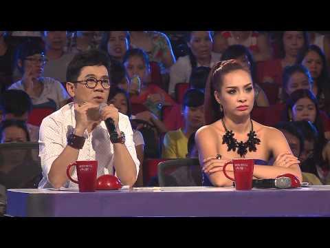 Vietnam's Got Talent 2014 - [Tiết mục không có trên sóng] - MÚA CỘT