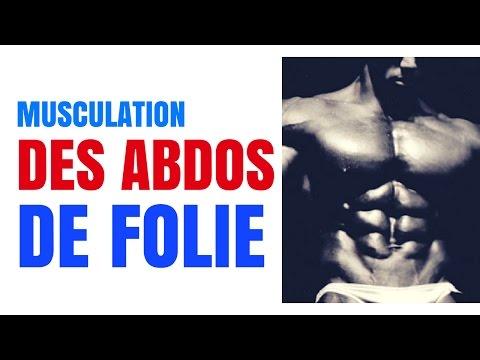 Musculation : DES ABDOMINAUX DE FOUS