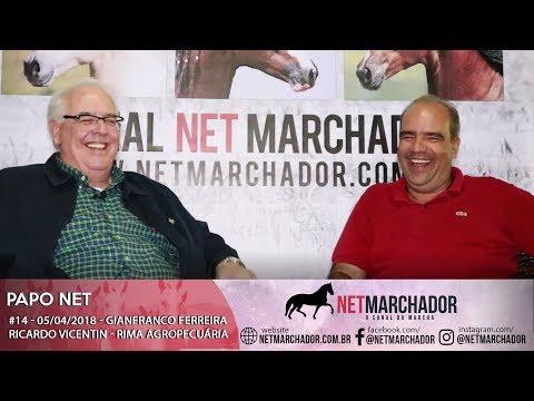 #14 - PAPO NET - RICARDO VICENTIN - RIMA AGROPECUÁRIA