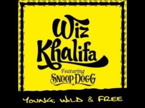 Young and Wild and Free Lyrics- Wiz Khalifa