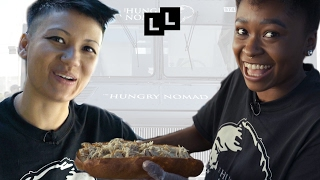 We Ran A Food Truck For A Day • Ladylike