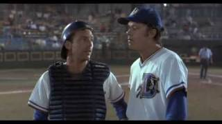 "Bull Durham ""Man, That Ball Got Outta Here In A Hurry"