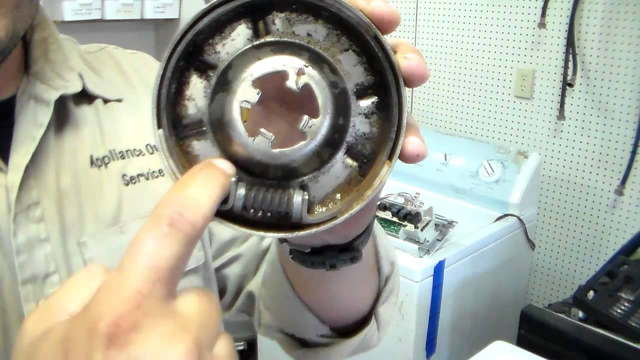 Kenmore Whirlpool Washer Not Spinning 1 YouTube