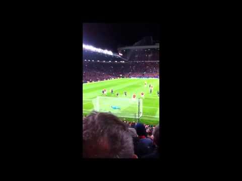 Robin van Persie Penalty vs Olympiakos