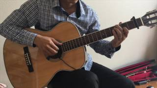 Every Breath You Take - Sten Le - The Police (fingerstyle guitar cover)