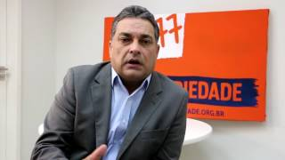 Luciano Araujo – Presidente estadual do Solidariedade-BA