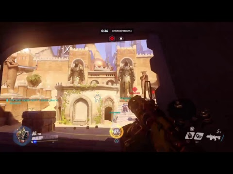 Overwatch go les 110 abo!(PS4)/(FR)