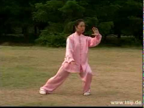 Tai Chi 24-form