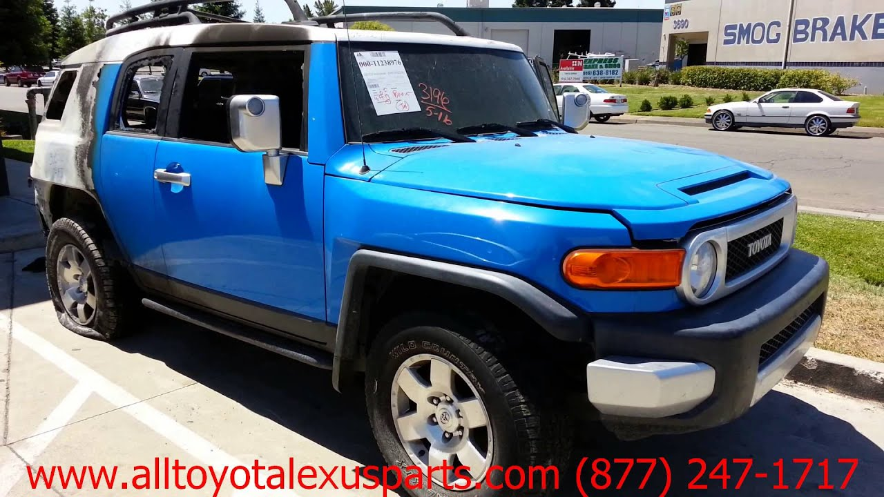 Toyota Fj Cruiser Fuse Box Explained Wiring Diagrams 2007 Free Download Pt Location Parting