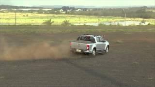 Teste Chevrolet S10 2014 TERRA Parte 2