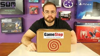 I Ordered A Refurbished Sega Dreamcast From Gamestop...And This Is What They Sent Me