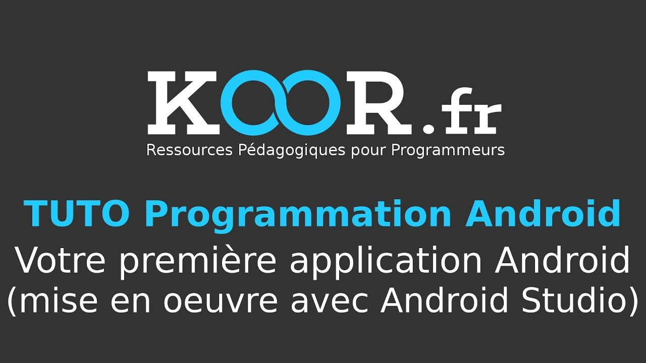 application android tuto