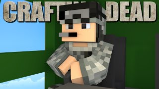 "Minecraft Crafting Dead - ""Major Gray!"" #5 (The Walking Dead Roleplay S8)"