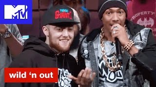 Mac Miller Rides the Coattails of Eminem's Diss   Wild 'N Out   #Wildstyle