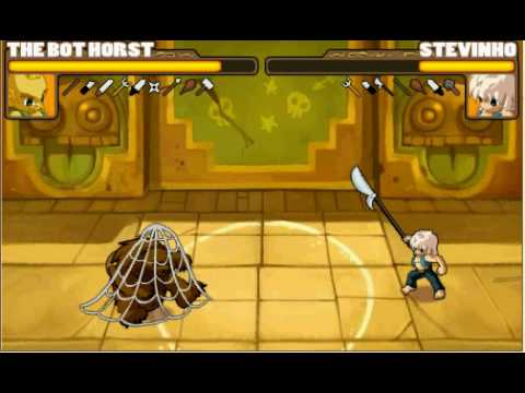 my Brute: Horst Bot (Lvl 54) vs. Stevinho (Lvl 46)
