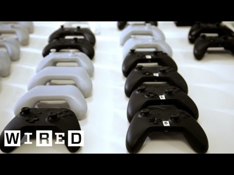 New Xbox One -- Design: Exclusive WIRED Video
