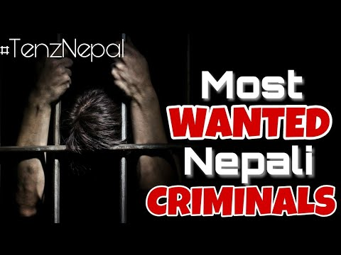 MOST WANTED NEPALI CRIMINALS IN ABROAD ||  RED CORNER NOTICE