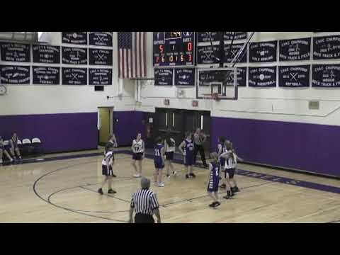 Seton Catholic - Ticonderoga Mod Girls 2-7-12
