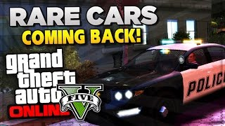 GTA 5 PS4 Rare Cars From GTA IV Coming To GTA V Online