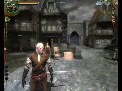 The Witcher Glitch (Bons sonhos)