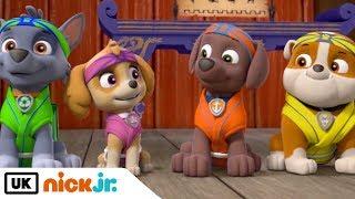 Paw Patrol   Pup-Fu   Nick Jr. UK