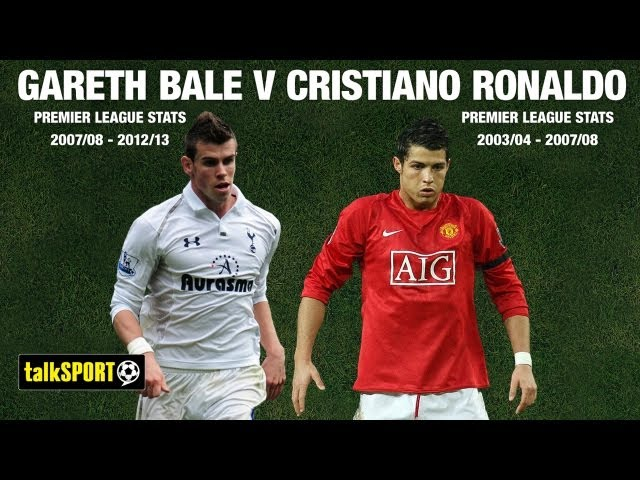 Gareth Bale v Cristiano Ronaldo | Proof he's too good for Spurs?