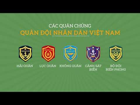 Bạn biết gì về Quân đội nhân dân Việt Nam?