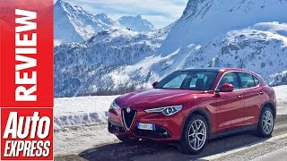 Alfa Romeo Stelvio review: will Alfa's SUV pass the test?. Auto Express.