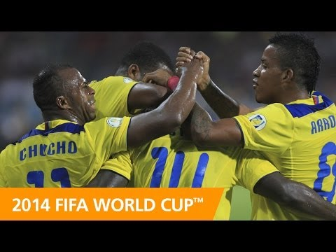 World Cup Team Profile: ECUADOR