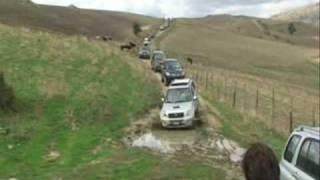 Toyota Rav4 Off Road Raduno Suv Brontepistacchio E