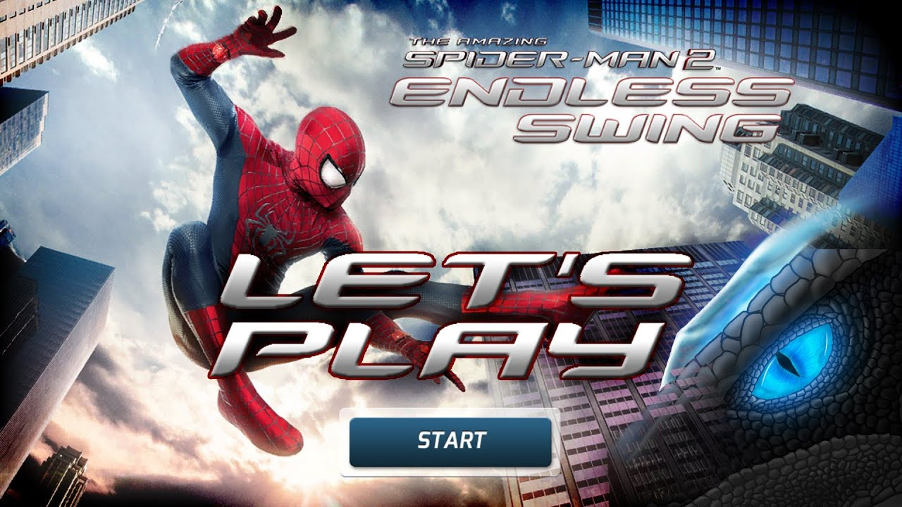 The Amazing Spider-Man 2 Endless Swing