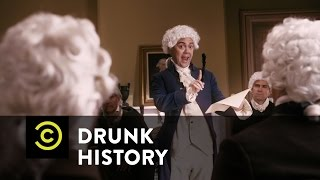 Drunk History: John Adams vs. Thomas Jefferson