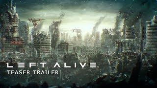 Left Alive - Bejelentés Teaser