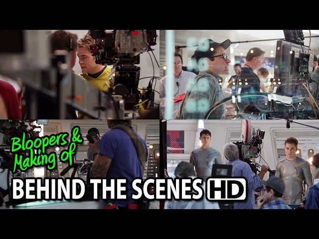 Star Trek Into Darkness (2013) Making of & Behind the Scenes (Part1/2)