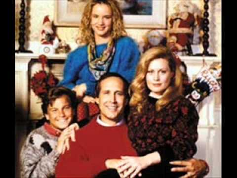 christmas vacation theme