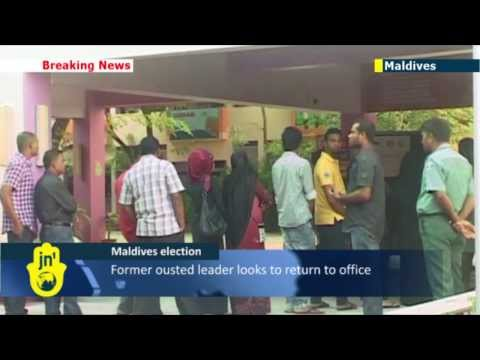 2013 Maldives Election: Residents of Indian Ocean archipelago paradise elects new leader
