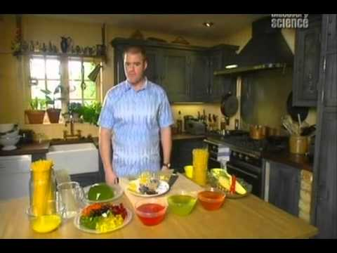 Kitchen Chemistry - Jellies - Part 1/2 - Heston Blumenthal
