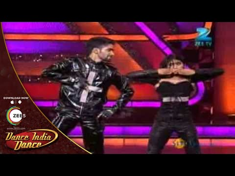 Dance India Dance Season 3 Jan. 28 '12 - Vaibhav & Mohina