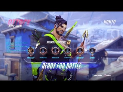 Updating you all on my channel : Overwatch gameplay