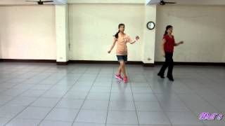 La Muchachita Cha Cha Line Dance ( BM Leong )