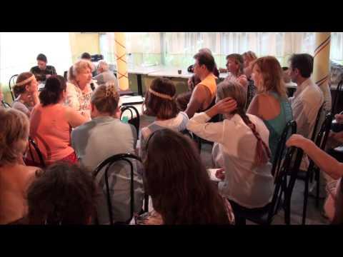 Живица. Практика Света - фрагмент круглого стола (18.09.2010)
