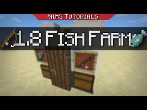 NIMSTUT - 1.8 AFK Fish Farm! (WORKS IN SKYBLOCK!)