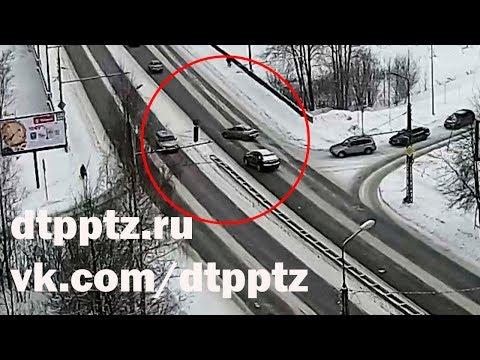 ДТП на Красноармейской. Ранен водитель