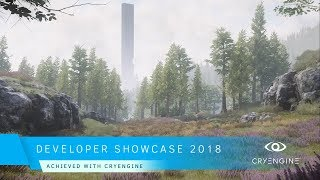 CRYENGINE GDC Showcase 2018