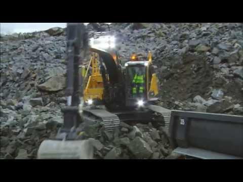 Nuovi Escavatori Volvo EC380E EC480E