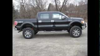 2013 Ford F150 Rocky Ridge Conversion Lifted Truck For
