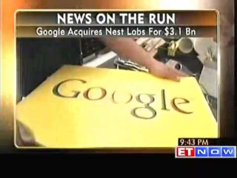 Google acquires Nest Labs for $3.1 bn