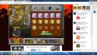 Hack De Dungeon Rampage (traspasar Las Paredes) Full ( ORO