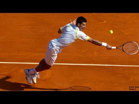 Novak Djokovic - Rafael Nadal | French Open Men's Singles | Semi Final 07.06.2013 | GS Tennis2